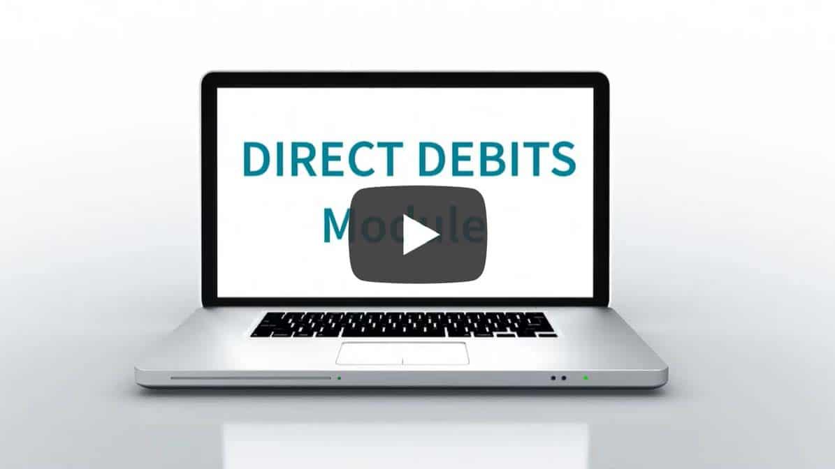 Direct debits module Iziago