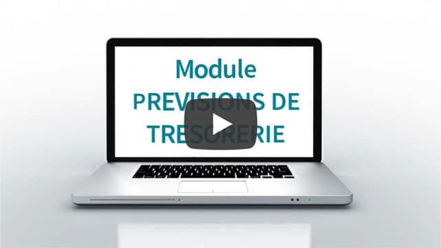 Vidéo module prévisions de trésorerie