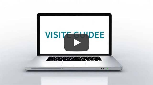 Vidéo visite guidée